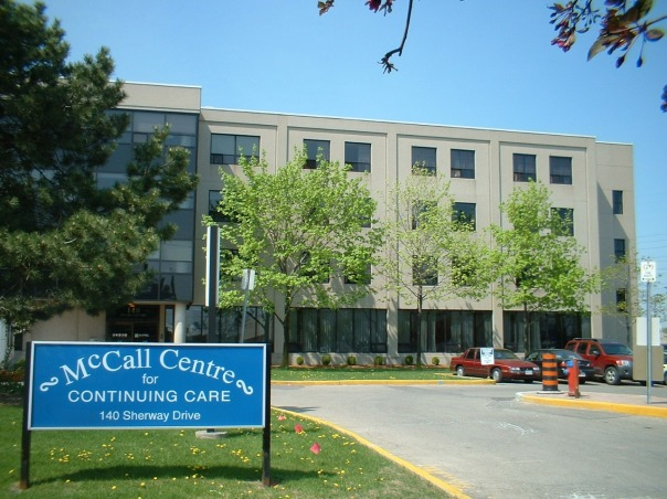 McCall Centre for Continuing Care